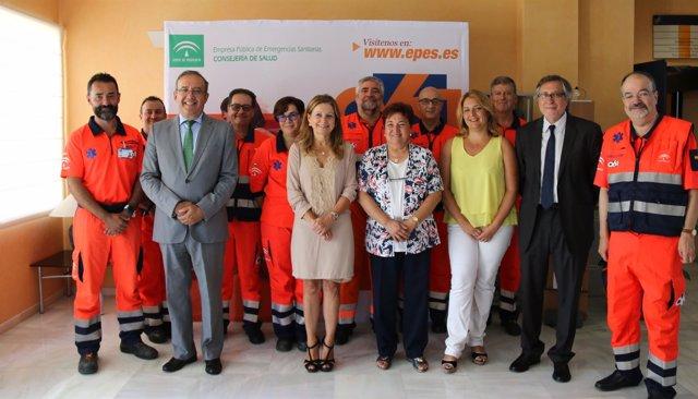 EPES-061 obtiene el sello de calidad para sus ocho servicios provinciales