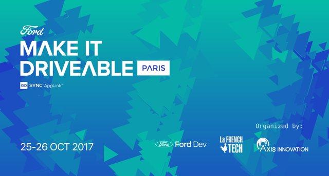 Evento 'Make It Driveable' de Ford