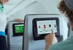 Level estrena un nou sistema de compra a bord a través del telèfon mòbil (LEVEL)