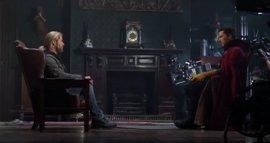 Doctor Strange avisa a Thor en el nuevo tráiler de Ragnarok