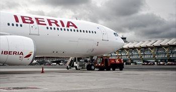 El tercer ERE voluntario de Iberia afectará hasta un máximo de 960 trabajadores