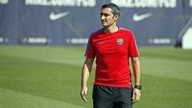 Valverde y otros siete entrenadores estrenan sus proyectos en LaLiga Santander