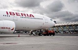 Iberia planteja un tercer ERO voluntari per a un màxim de 960 treballadors (IBERIA)