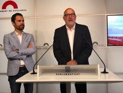 JxSí portarà als tribunals les conclusions de la comissió sobre l'operació Catalunya (EUROPA PRESS)