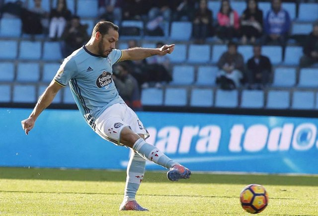 Marcelo Díaz abandona el Celta