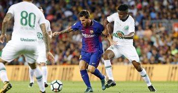 Mestre desvela que la renovación de Messi no está firmada