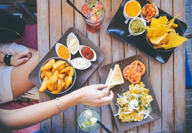 Foto de comida