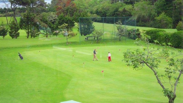 Campo De Golf De Mataleñas