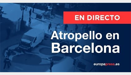 Atropello en Barcelona | Directo