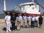 Foto: La tercera expedición científica al pecio Nuestra Señora de Las Mercedes zarpa del puerto de Cádiz este viernes