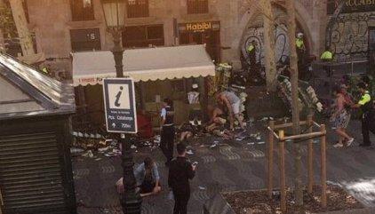 Los Mossos han activado la 'operación jaula' para evitar que el autor del atropello huya