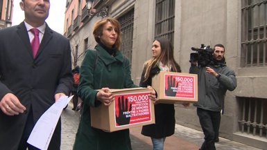 El pare de Juana Rivas recomana a la seva filla que no entregui els nens fins al final del procés judicial (EUROPAPRESS)