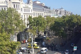 Mossos confirman un atentado terrorista en La Rambla de Barcelona
