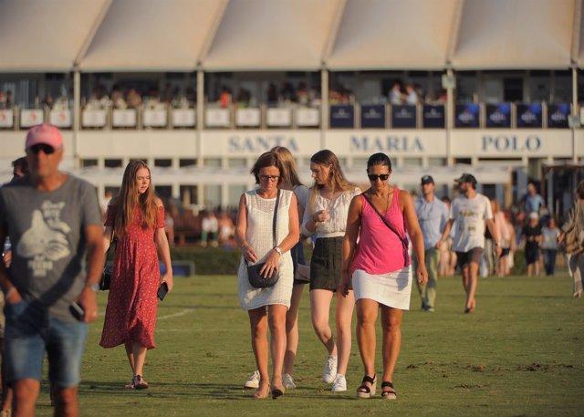 46º Torneo Internacional De Polo En San Roque (Cádiz)