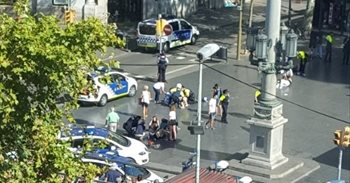 El conseller de Interior confirma 1 muerto y 32 heridos: 10 graves
