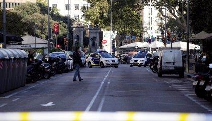 El conductor interceptado en Sant Just (Barcelona) en un control policial ha muerto y no estaba vinculado con atentado