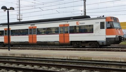 Restablecen la circulación de trenes entre Castelldefels y Sitges (Barcelona)