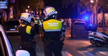 Los terroristas de Cambrils llevaban cinturones de explosivos falsos