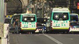 """El sector sanitario muestra su """"solidaridad y apoyo"""" con las víctimas del atentado de Barcelona"""