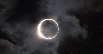 El eclipse de sol se podrá ver de manera parcial en el oeste de la Península y en Canarias