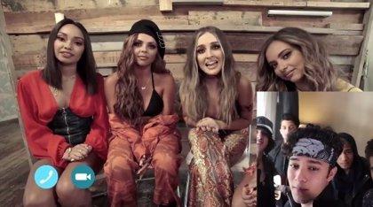 Little Mix (cantando en español) y CNCO estrenan el remix completo de Reggaetón lento: ¿el nuevo Despacito?