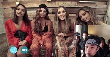 Little Mix y CNCO estrenan el remix completo de la canción 'Reggaetón lento'