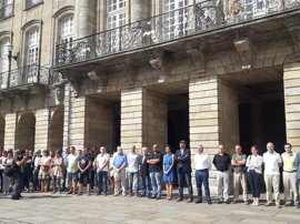 """Santiago de Compostela refuerza su seguridad en """"zonas sensibles"""" tras los atentados de Cataluña"""