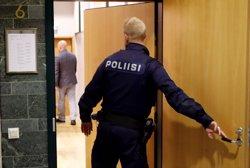 La Policia finlandesa confirma almenys un mort per l'apunyalament perpetrat a la ciutat de Turku (REUTERS / LEHTIKUVA LEHTIKUVA)