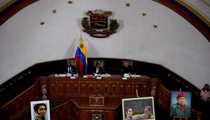 La Asamblea Constituyente disuelve el Parlamento de Venezuela