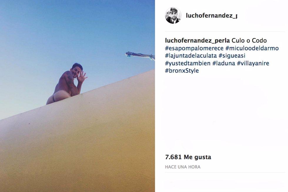 Luis Fernández Instagram