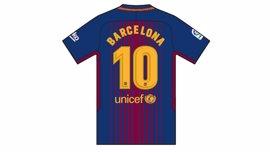 Los jugadores del Barça cambiarán sus nombres por 'Barcelona' en el partido ante el Betis
