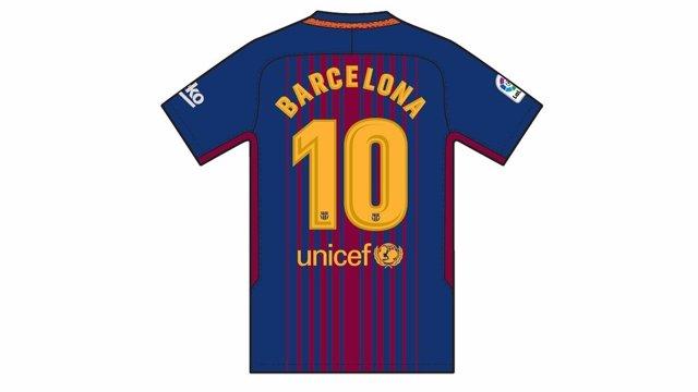 Los jugadores del Barça cambiarán sus nombres por 'Barcelona'