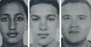 Los abatidos en Cambrils: los hermanos Omar y Mohamed Hychami, Houssaine Abouyaaqoub, Said Aallaa y Oukabir