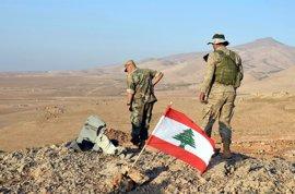 El Ejército de Líbano pone en marcha una ofensiva para expulsar a Estado Islámico de la frontera con Siria