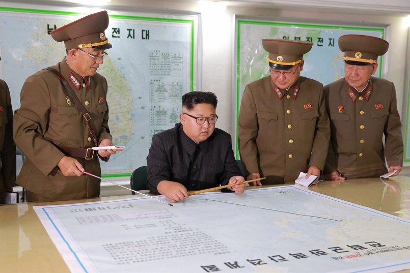 Japón realiza un simulacro para prepararse ante un posible ataque de Corea del Norte