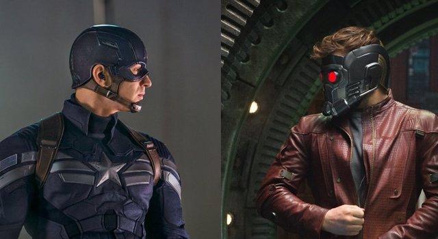Vengadores y Guardianes de la Galaxia, juntos en Infinity War