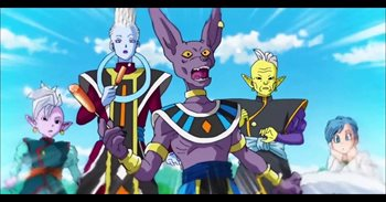 ¿Ha desvelado Dragon Ball Super la muerte del Rey de Todo a manos de Goku?