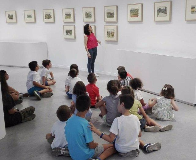 Un taller de verano en el MEIAC de Badajoz