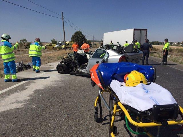 Accidente M-404