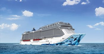 El 'Norwegian Bliss' incluirá una pista de carreras en alta mar