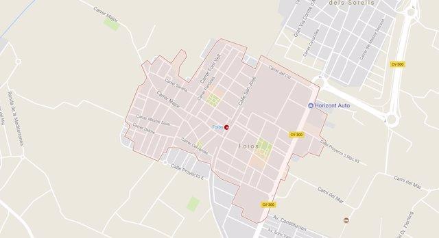 Término municipal de Foios