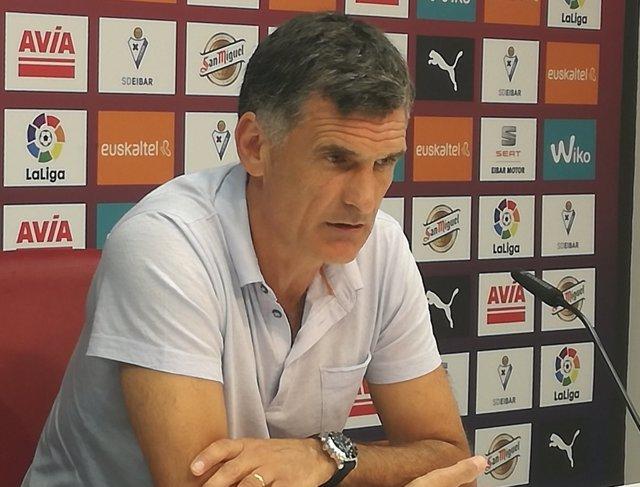 José Luis Mendilibar Eibar