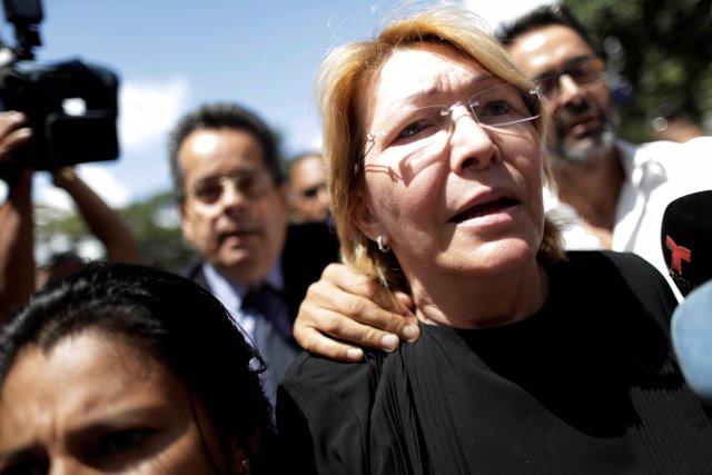 Luisa Ortega Diaz Ex Fiscal General De Venezuela