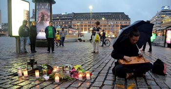 La Policía finlandesa confirma que el terrorista de Turku buscaba matar específicamente a las mujeres