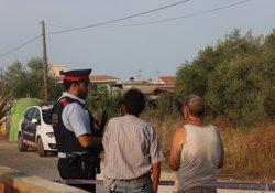 Sis dels catorze veïns desallotjats poden tornar a casa seva a Alcanar Platja (ACN)