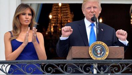 Donald y Melania Trump renuncian a una gala cultural tras conocer el boicot de algunos de los homenajeados