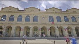 La Policía declara el fin del registro en la estación de Nimes