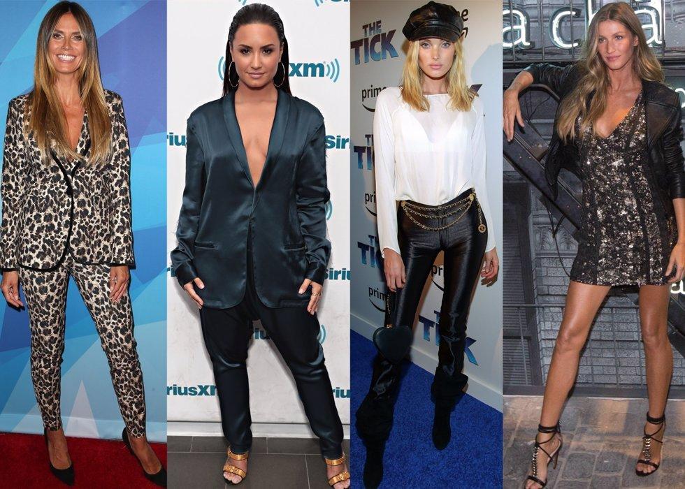 Semana Las De Vestidas Mejor La CWdBeQroxE