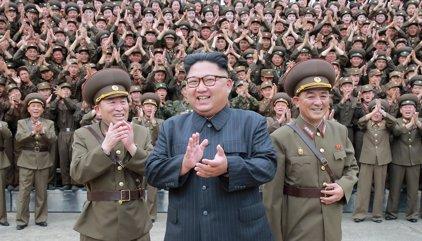 """Corea del Norte avisa de que las inminentes maniobras de EEUU y Corea del Sur """"echan gasolina al fuego"""""""