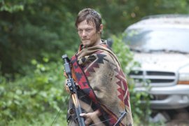 Drogadicto y racista, así iba a ser Daryl en The Walking Dead